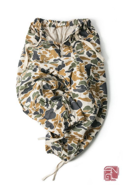Duck Camo POT Pants