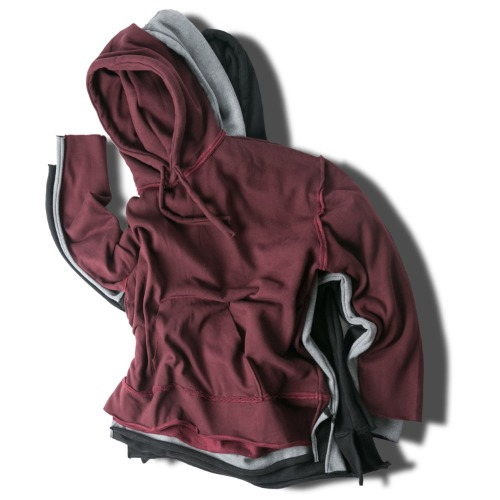 Napping Over Hoodie - 3color [ RE ]