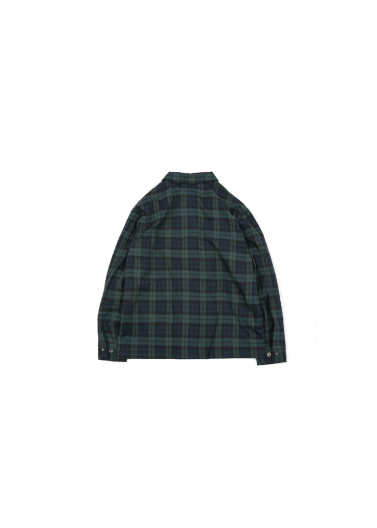 Tartan Double Zip Jacket