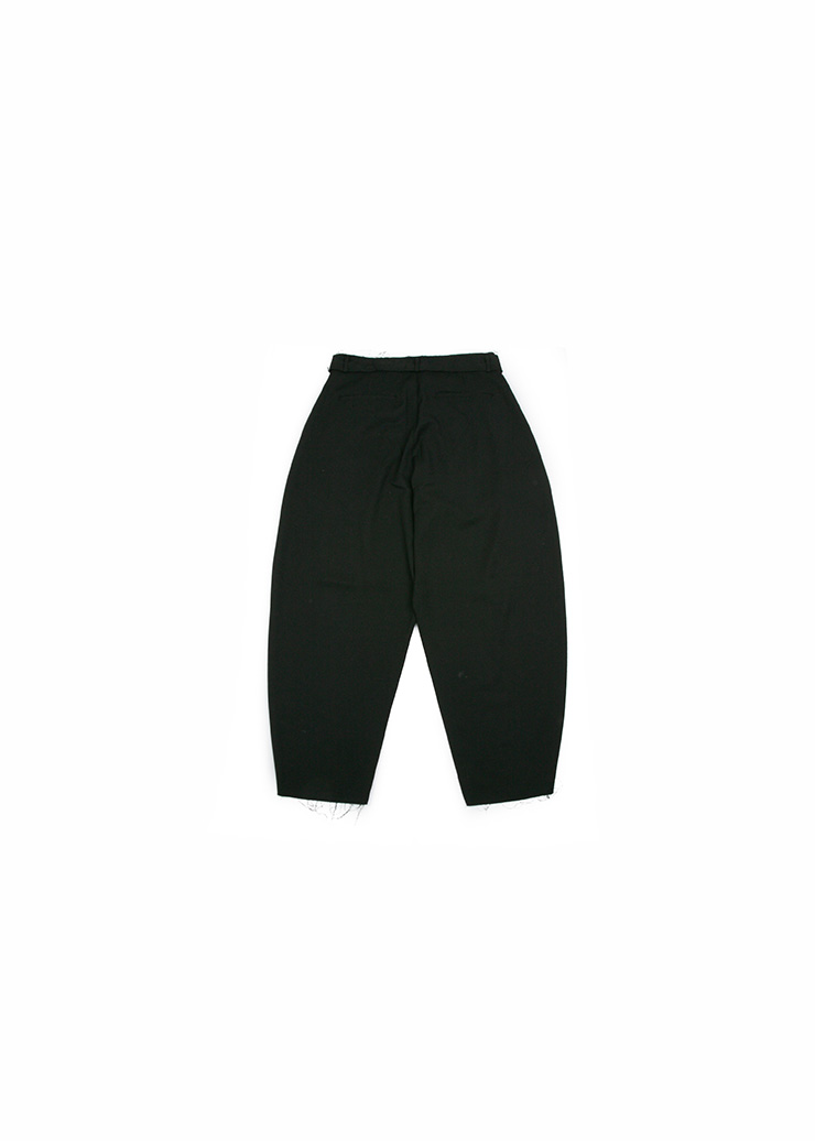 [U] Cutting Loose Pants - Black
