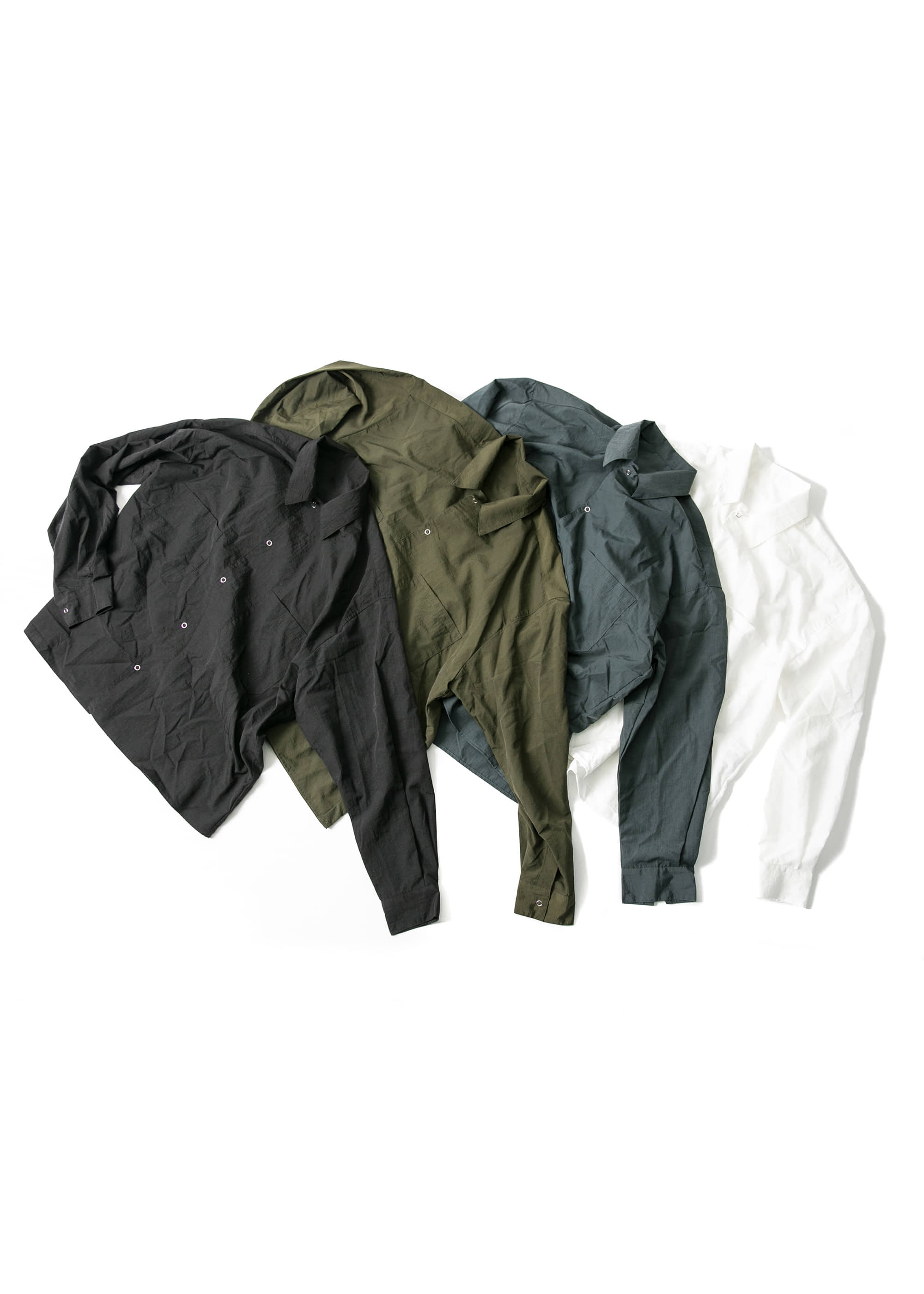 Airy Shirts - 3color