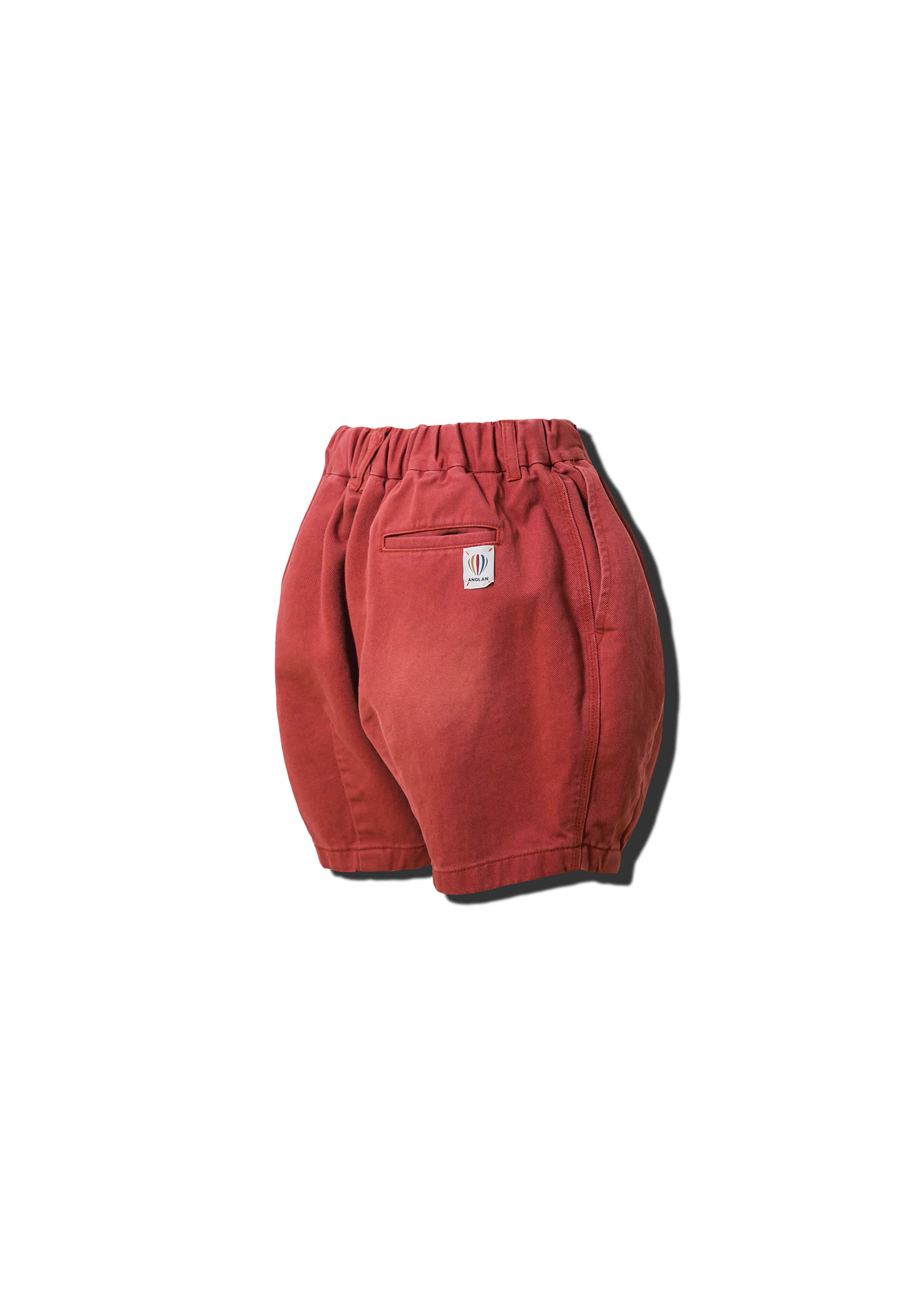 [AG] Cotton Easy Balloon Shorts - Coral