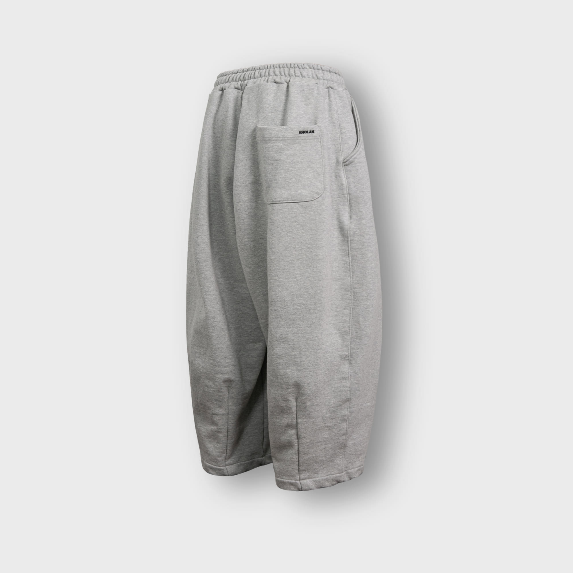 [AG] Heavy Sweat Balloon Pants - Grey