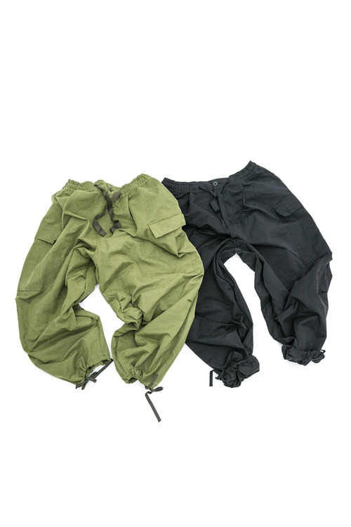 Cargo Balloon Pants - 2color