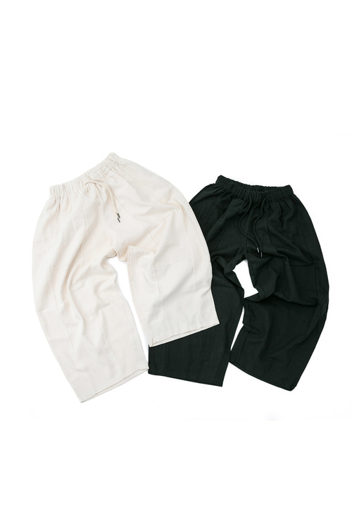 Piece Balloon Pants - 2color [ 리오더 진행 중 ]