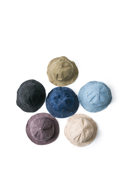 Wire Bucket Hat  - 6color