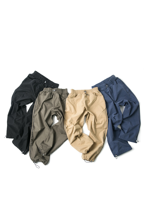 Piping String Pants - 4color