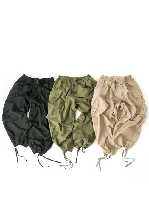 Cargo Balloon Pants - 3color [s/s Season Item]