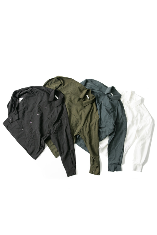 Airy Shirts - 4color