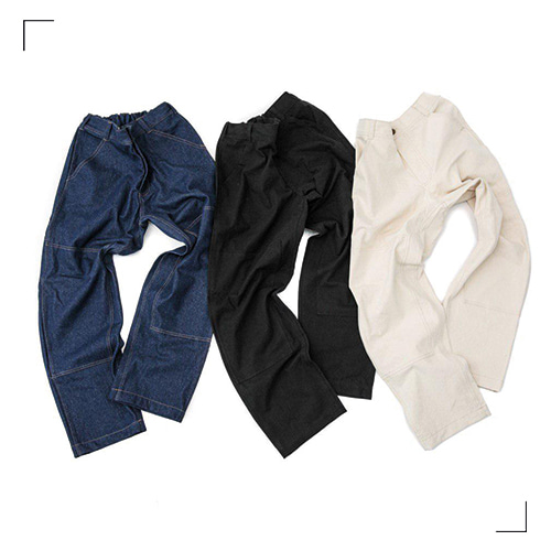 Painter Cotton Pants - 3color