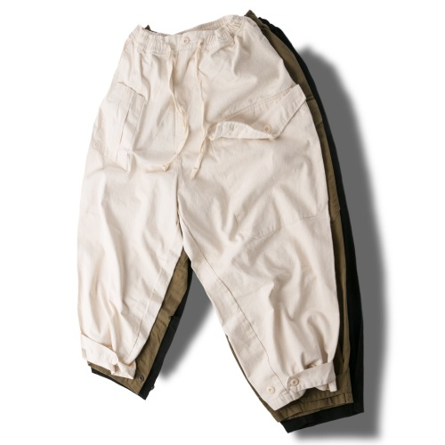 Vijo Balloon Pants - 3color [ RE ]