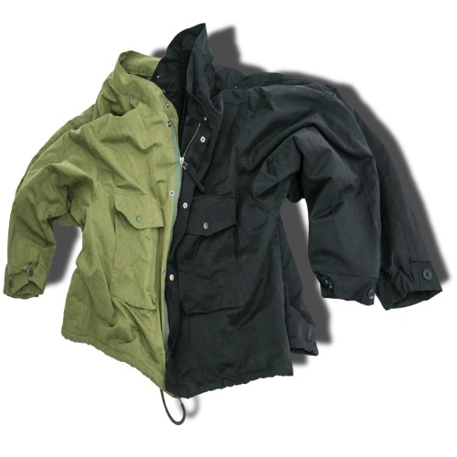 Cargo Field Jacket - 2color [RE]