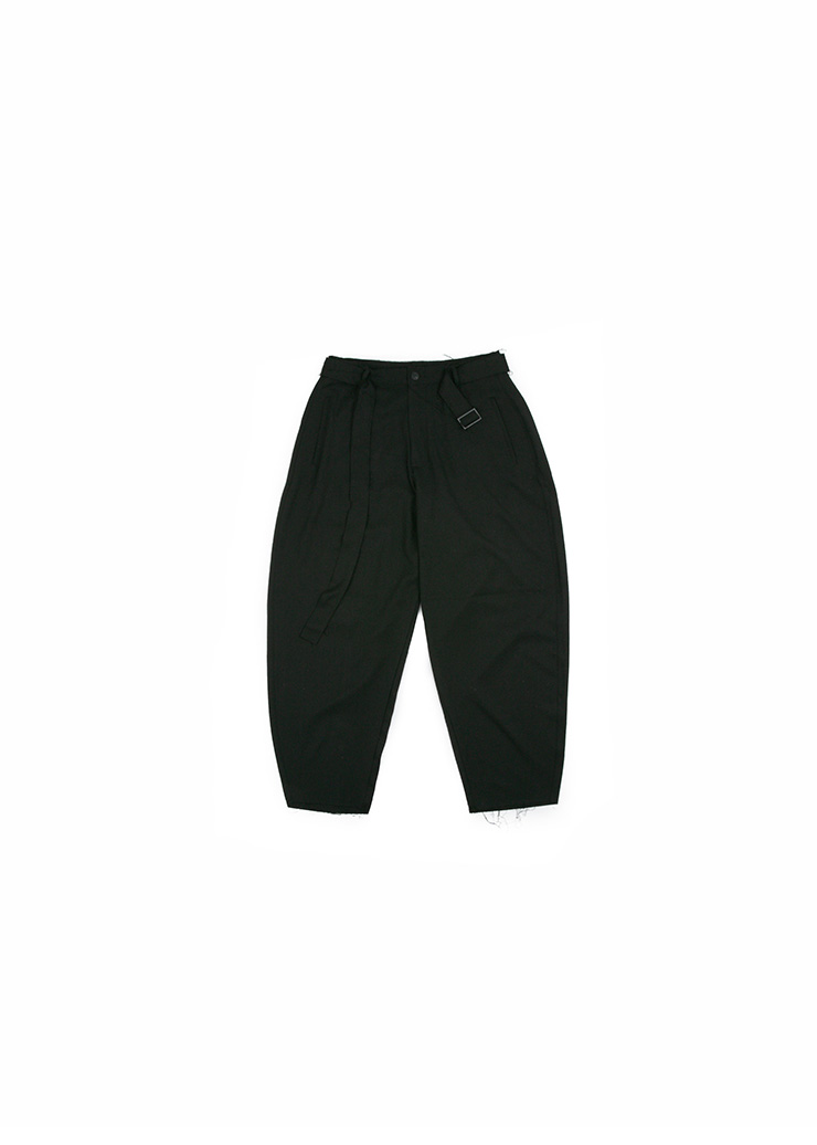 Cutting Loose Pants - Black
