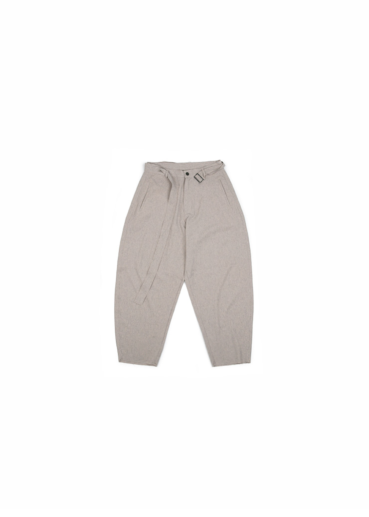 [U] Cutting Loose Pants - Oatmeal [ RE ]