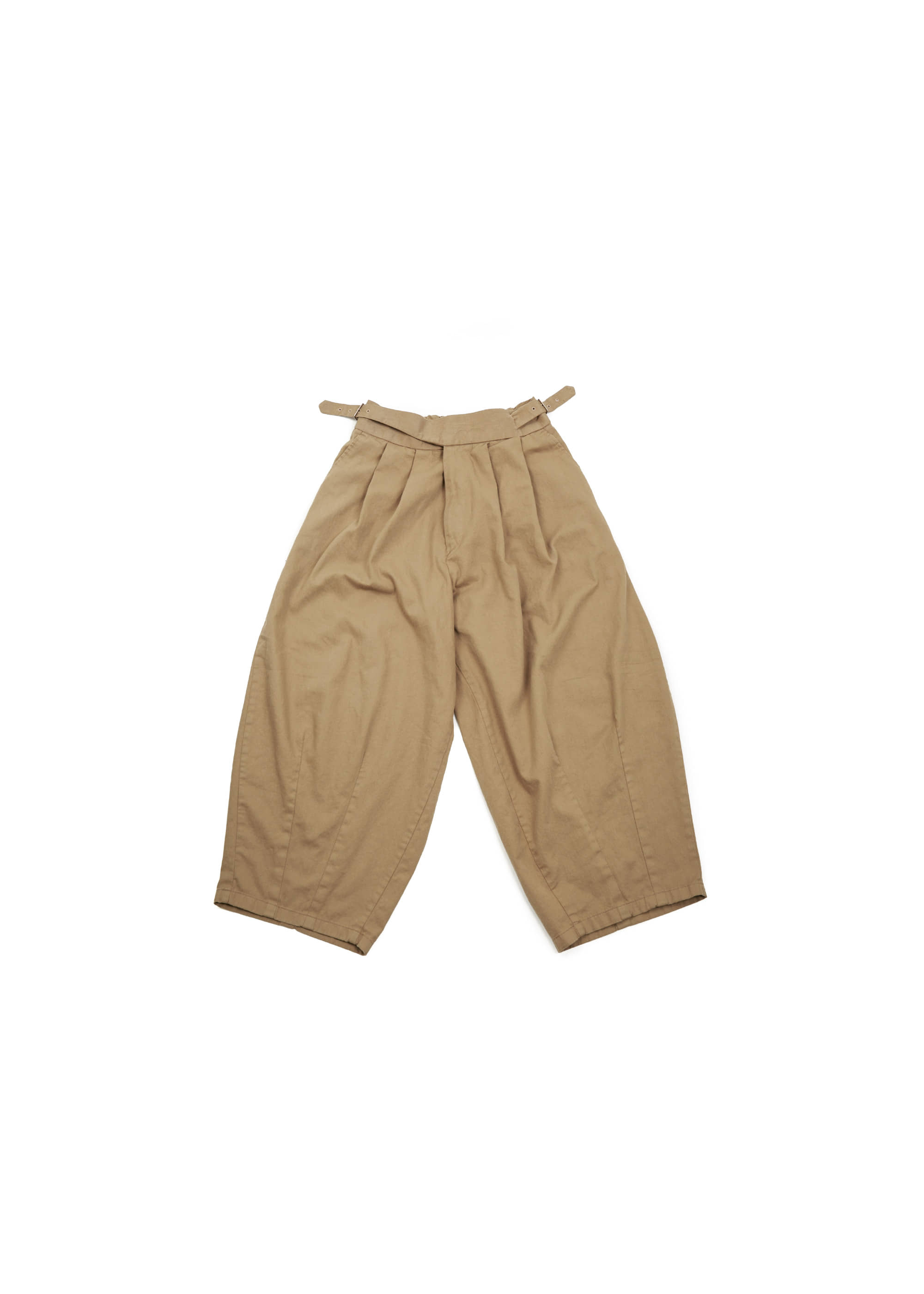 Gurkha Balloon Pants - Brown