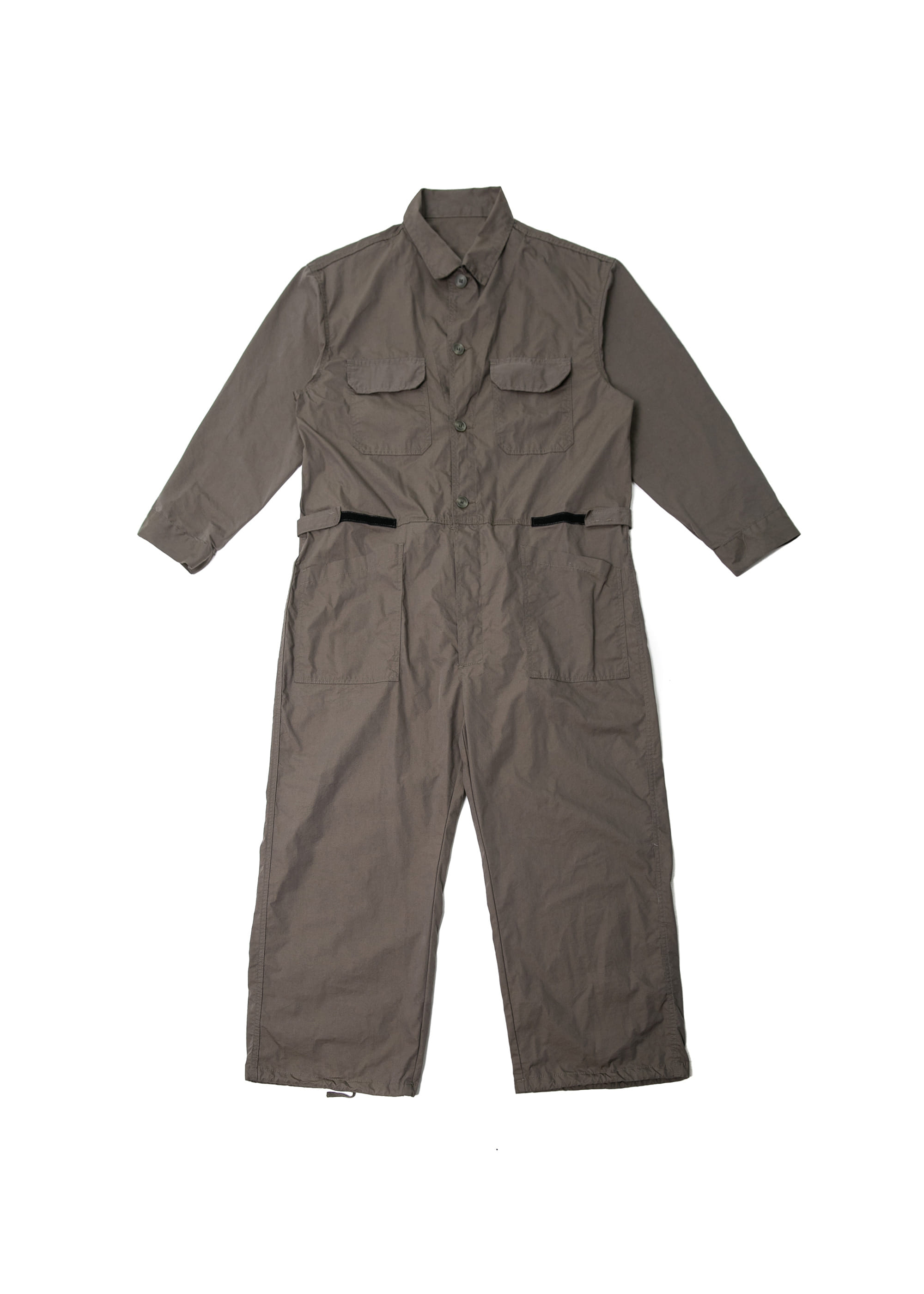 Military Wide Army Coverall - Khaki