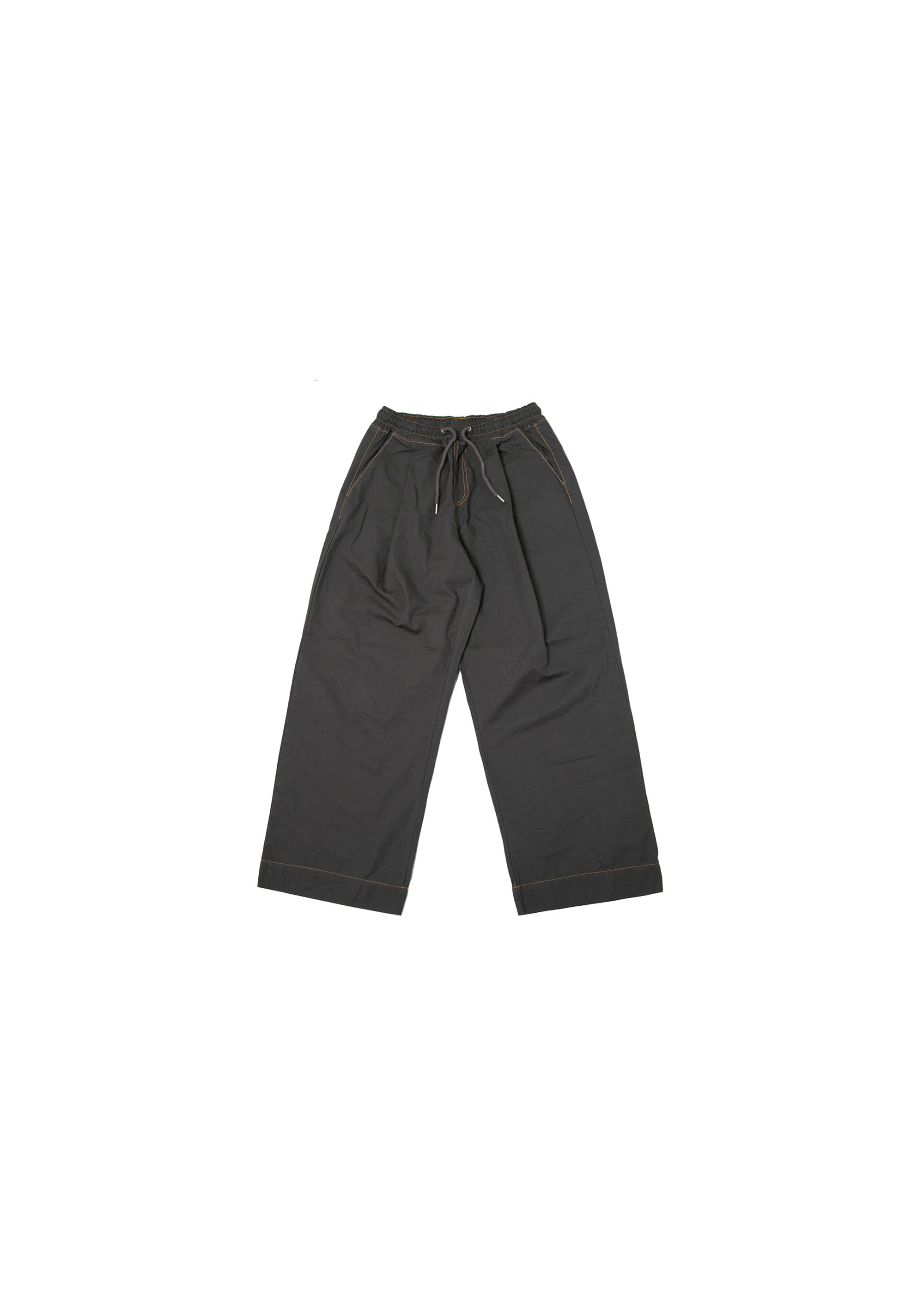 Big Pocket Work Pants - Dark Grey