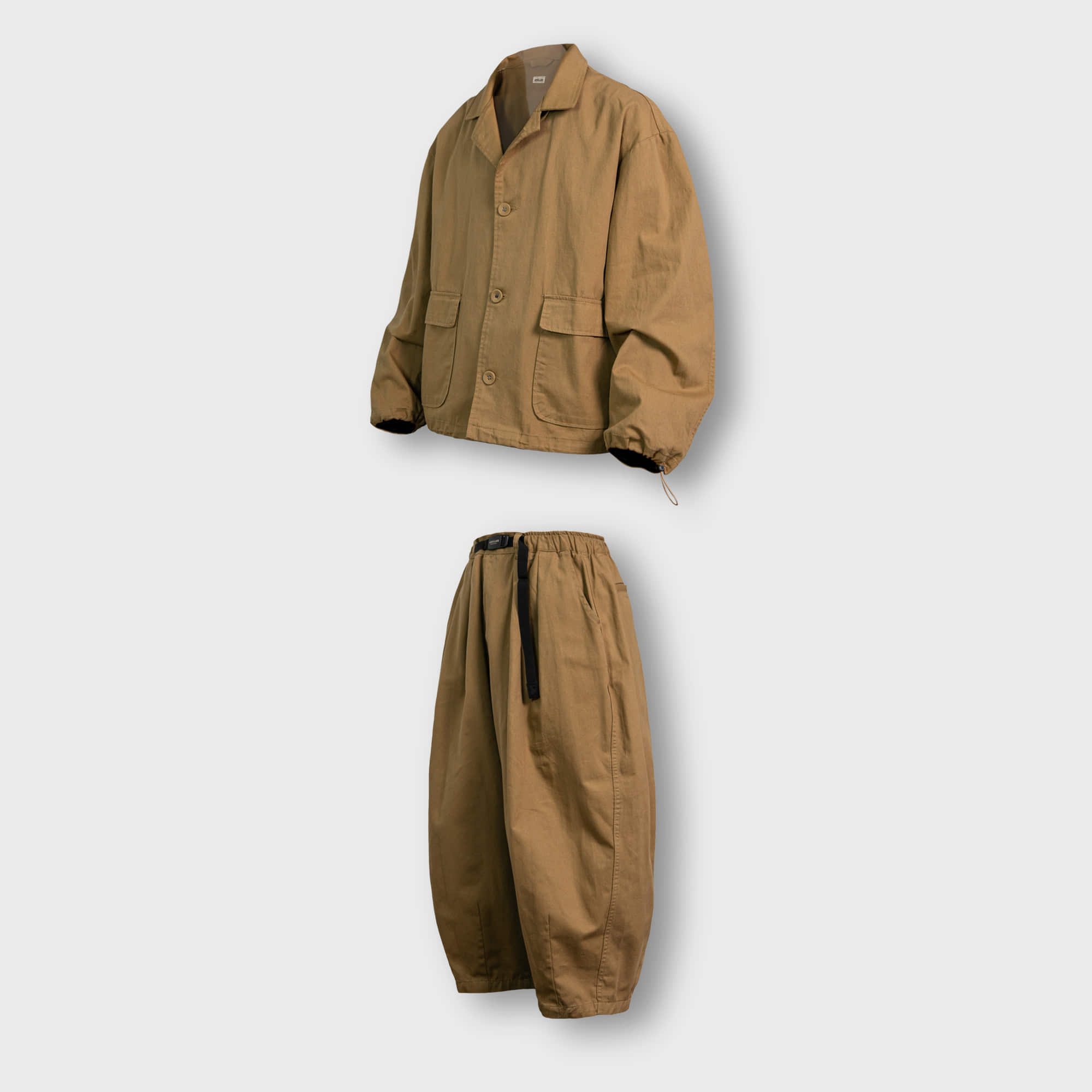 [AG] Twill Cotton Set up - Beige