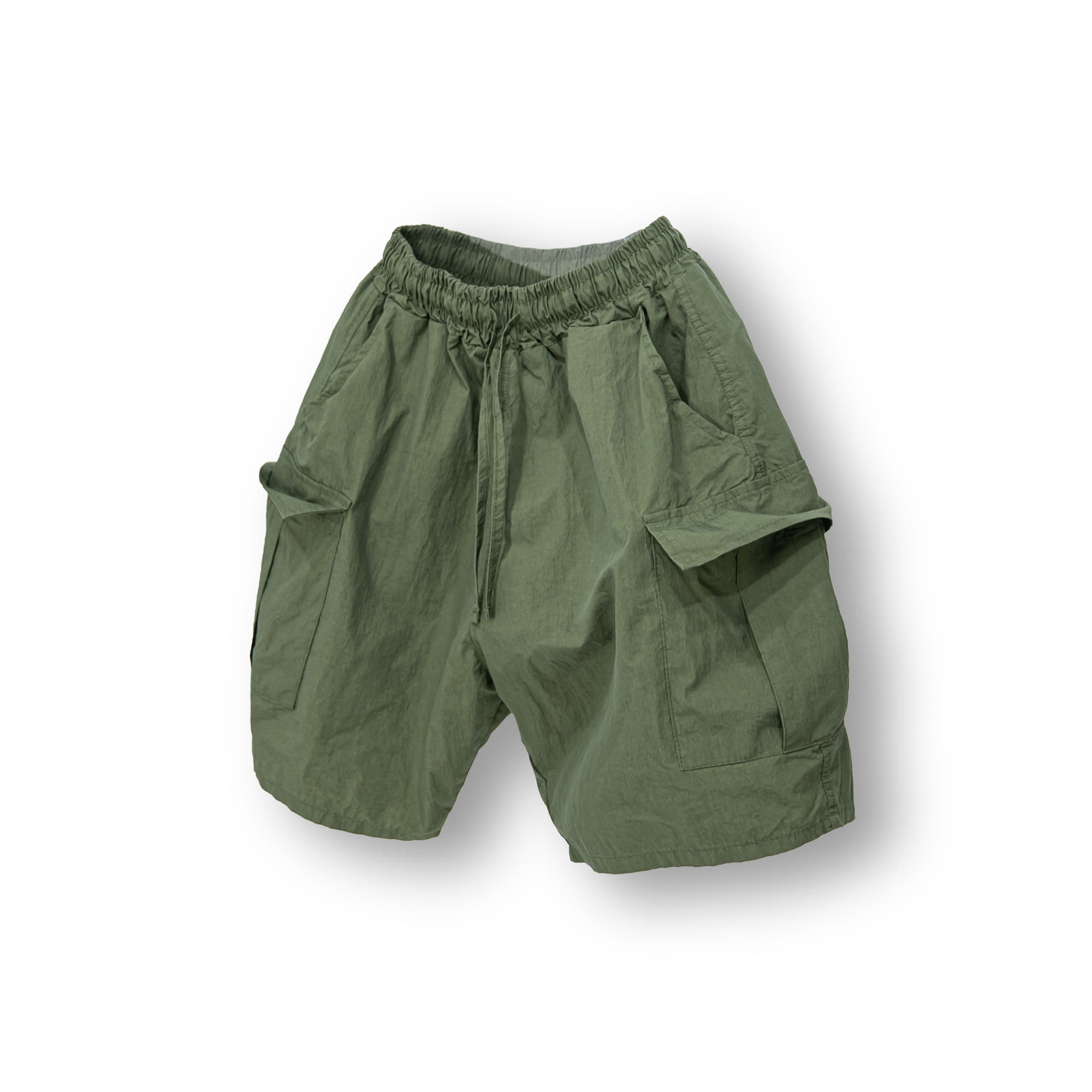 Volume Cargo Shorts - Khaki
