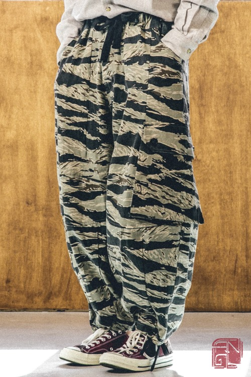 Tiger Camo POT Pants