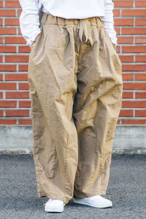 Balloon Pants - 2color [s/s Season Item] [ 리오더 진행 중 ]