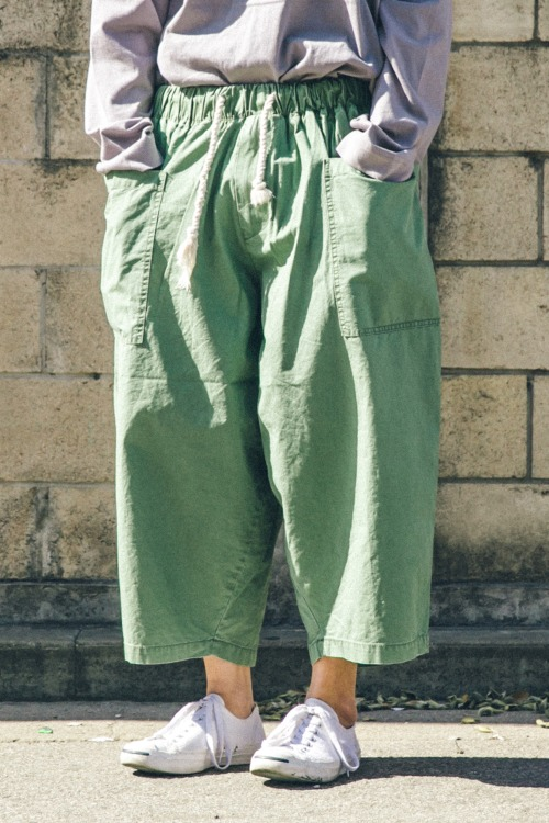 Rope Jungle Pants - 3color